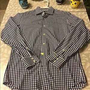 Banana Republic Men's Slim Fit Dress Shirt Size S
